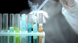 The correct handling of hazardous substances must be learned